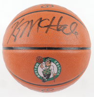 Kevin McHale Signed NBA Game Ball Series Basketball (Schwartz COA) at PristineAuction.com