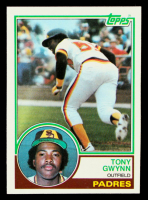 Tony Gwynn 1983 Topps #482 RC at PristineAuction.com