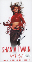 Shania Twain Signed 4x8 Photo (JSA COA) at PristineAuction.com
