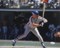 Lenny Dykstra Signed Mets 11x14 Photo (JSA COA) at PristineAuction.com