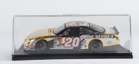 Tony Stewart Signed 2002 NASCAR #20 The Home Depot - 24kt Gold - Winston Cup Champion - 1:24 Premium Action Diecast Car (JSA COA) at PristineAuction.com