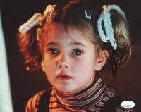 """Drew Barrymore Signed """"E.T. the Extra Terrestrial"""" 8x10 Photo (JSA Hologram) at PristineAuction.com"""