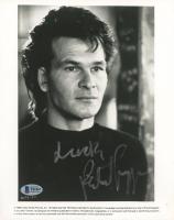 "Patrick Swayze Signed ""Road House"" 8x10 Photo (Beckett COA) at PristineAuction.com"