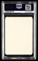 Omar Vizquel Signed 1991 Indians Upper Deck Card (PSA Encapsulated) at PristineAuction.com