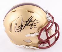 Doug Flutie Signed Boston College Eagles Mini Speed Helmet (Beckett COA) at PristineAuction.com