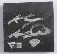 Kasey Kahne Signed 3x3 Race-Used NASCAR Tire Piece (Fanatics Hologram) at PristineAuction.com