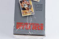 1991 Upper Deck NBA Michael Jordan Locker Series 6 Box with (7) Packs (See Description) at PristineAuction.com