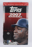 2007 Topps Series 2 Baseball Hobby Box (See Description) at PristineAuction.com