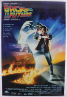 """Back to the Future"" 27x40 Movie Poster (See Description) at PristineAuction.com"