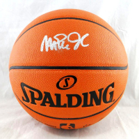 Magic Johnson Signed Spalding Game Ball Series Basketball (Beckett COA) at PristineAuction.com