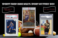 SportsShopOhio Multi Sport Mystery Box Series 2 at PristineAuction.com