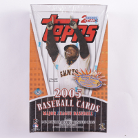 2005 Topps Series 2 Baseball Hobby Box with (36) Packs at PristineAuction.com