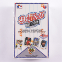 1991 Upper Deck Low # Baseball Wax Box of (36) Packs at PristineAuction.com