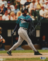Ken Griffey Jr. Signed Mariners 8x10 Photo (Beckett COA) at PristineAuction.com
