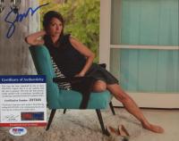 Susanna Hoffs Signed 8x10 Photo (PSA COA) at PristineAuction.com