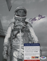 John Glenn Signed 8x10 Photo (PSA COA) at PristineAuction.com