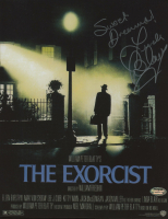 """Linda Blair Signed """"The Exorcist"""" 8x10 Photo Inscribed """"Sweet Dreams! (Schwartz Sports Hologram) at PristineAuction.com"""