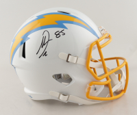 Antonio Gates Signed Chargers Full-Size Speed Helmet (Beckett COA) at PristineAuction.com