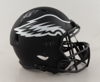 Michael Vick Signed Eagles Full-Size Eclipse Alternate Speed Helmet (JSA COA) at PristineAuction.com