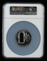 Cook Islands 2012 Silver $10 Windows of Heaven - St. Isaac's Cathedral St. Petersburg (NGC PF70 Ultra Cameo) at PristineAuction.com