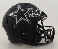 Ezekiel Elliott Signed Cowboys Full-Size Eclipse Alternate Speed Helmet (Beckett COA) at PristineAuction.com