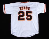 Barry Bonds Signed Jersey (Tennzone Hologram & Bonds Hologram) (See Description) at PristineAuction.com