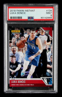 Luka Doncic 2018-19 Panini Instant #97 RC (PSA 9) at PristineAuction.com