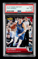 Luka Doncic 2018-19 Panini Instant #97 RC (PSA 8) at PristineAuction.com