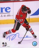 Trevor van Riemsdyk Signed Blackhawks 8x10 Photo (SideLine Hologram) at PristineAuction.com