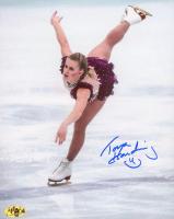 Tonya Harding Signed 8x10 Photo (MAB Hologram) at PristineAuction.com