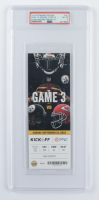 2018 Steelers VS. Chiefs NFL Game 3 Ticket (PSA 8) at PristineAuction.com