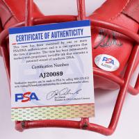 """Carlton Fisk Signed Vintage Catcher's Mask Inscribed """"HOF 2000"""" (PSA COA) (See Description) at PristineAuction.com"""