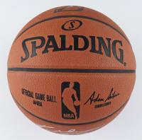 Kobe Bryant Signed NBA Game Ball Series Basketball (PSA LOA) at PristineAuction.com
