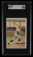 Babe Ruth 1932 Sanella Margarine #83B Type 2 (SGC 3) at PristineAuction.com