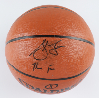 "Steve Francis Signed NBA Game Ball Series Basketball Inscribed ""The Franchise"" (JSA COA) (See Description) at PristineAuction.com"