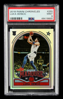 Luka Doncic 2018-19 Panini Chronicles #255 / Marquee RC (PSA 9) at PristineAuction.com