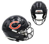 Brian Urlacher Signed Bears Full-Size Authentic On-Field SpeedFlex Helmet (Radtke COA) at PristineAuction.com