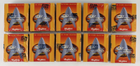 Set of (10) 1994 SkyBox Star Trek The Next Generation Season One Box with (36) Packs at PristineAuction.com