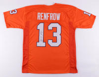 Hunter Renfrow Signed Jersey (Beckett COA) at PristineAuction.com