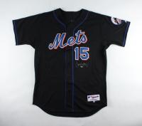 Carlos Beltran Signed Mets Jersey (JSA COA) at PristineAuction.com