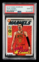 Trae Young 2019-20 Donruss Net Marvels #16 (PSA 10) at PristineAuction.com