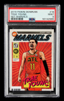 Trae Young 2019-20 Donruss Net Marvels #16 (PSA 9) at PristineAuction.com