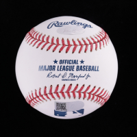 "Nolan Ryan Signed OML Baseball Inscribed ""H.O.F. '99"" (AIV Hologram & Ryan Hologram) at PristineAuction.com"