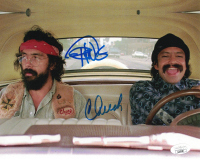 "Cheech Marin & Tommy Chong Signed ""Up in Smoke"" 8x10 Photo (JSA COA) at PristineAuction.com"