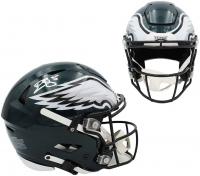 Donovan McNabb Signed Eagles Full-Size Authentic On-Field SpeedFlex Helmet (Radtke COA) at PristineAuction.com