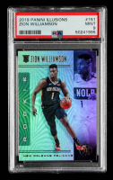 Zion Williamson 2019-20 Panini Illusions #151 RC (PSA 9) at PristineAuction.com
