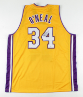 Shaquille O'Neal Signed Jersey (BeckettCOA) at PristineAuction.com