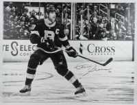Zdeno Chara Signed Bruins 30x40 Print On Canvas (YSMS COA) at PristineAuction.com