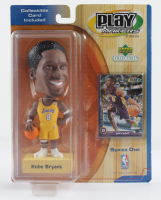Kobe Bryant 2000 Play Makers Bobblehead with Upper Deck Card (See Description) at PristineAuction.com