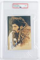 Franco Harris Signed 4x6 Mint Vintage Photo (PSA Encapsulated) at PristineAuction.com